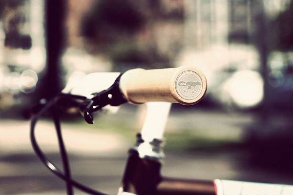 Dunstan Wood Bike Grips From Nisnas Industries With Images