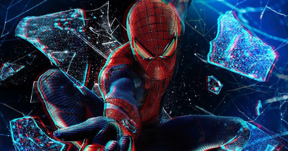 Wallpaper Gambar Spiderman 3d Keren 58 Wallpaper In Hd 3d On Wallpapersafari 3dwall