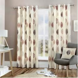 Photo of Springer curtain set with eyelets, opaqueWayfair.de