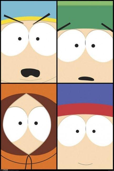 South Park (Close Up) - plakat 61x91,5 cm (3290430019) - Allegro.pl - Więcej niż aukcje. Najlepsze oferty na największej platformie handlowej.