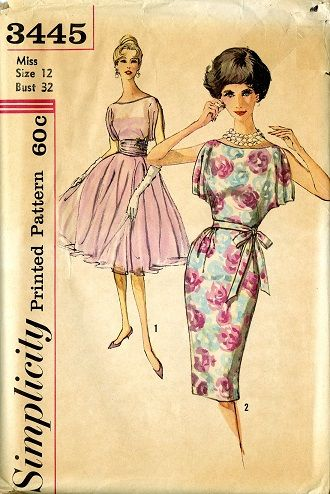 Pin By Vintage Pattern Warehouse On Vintage Simplicity Patterns Simple Vintage Simplicity Patterns