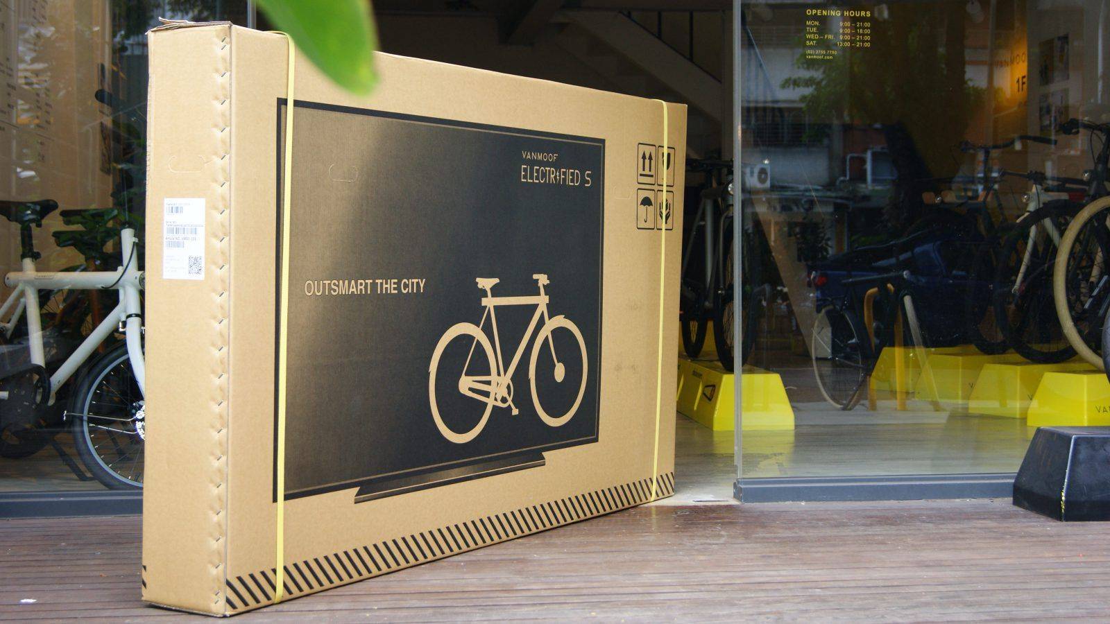 How Graphic Design Reduced Damages To Vanmoof S Shipments