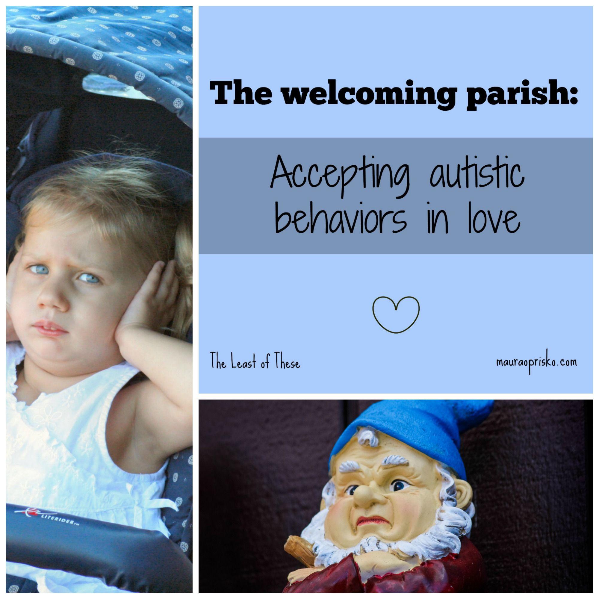 Welcoming Parish Collage