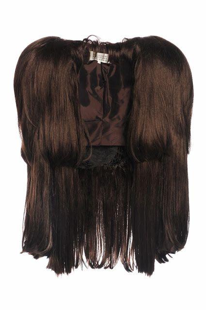 conceptual fashion, hair fashion