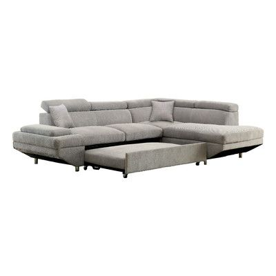Wade Logan Sylvester Contemporary Sleeper Sofa U0026 Reviews | Wayfair