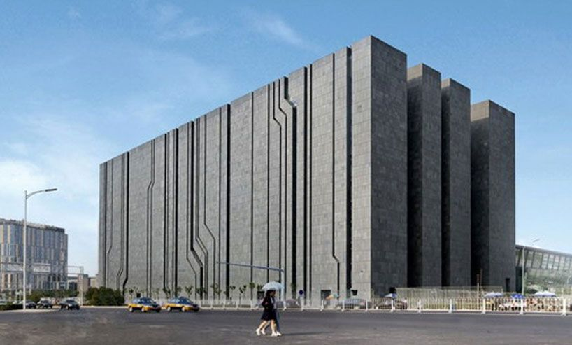 Barcode Facade Google Search Intrinsic Two Pinterest Facades And Architecture