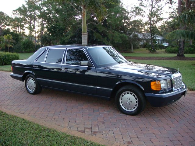 1990 Mercedes Benz 420 Sel W126 Mercedes Benz World Mercedes Benz Mercedes
