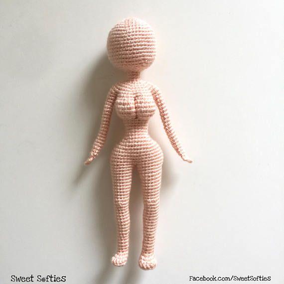 Ravelry: Human Beast Amigurumi pattern by Sahrit Freud-Weinstein | 570x570