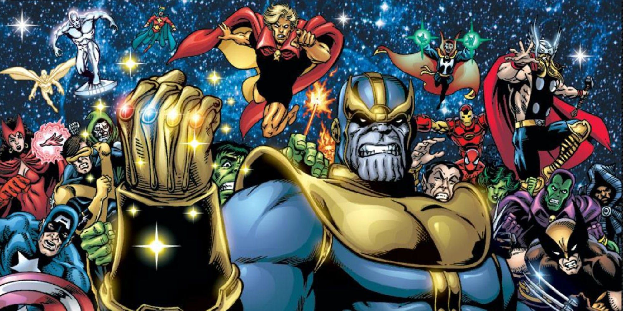 15 Best Marvel Comics Storylines Of All Time Man thing