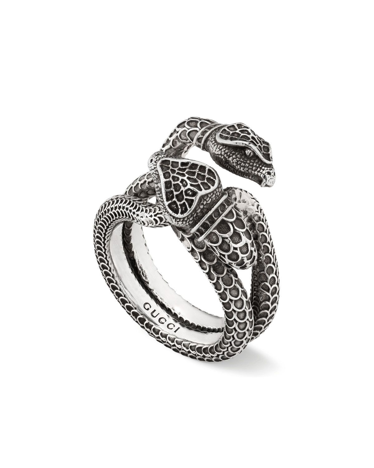 b30618e63 Men's Engraved Snake Ring Size 10.5 in 2019   Products   Snake ring ...