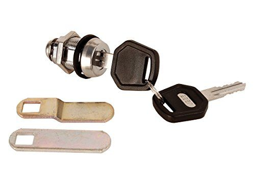 Rv Designer L548 Keyed Compartment Lock Weather Resistant 1 1 8