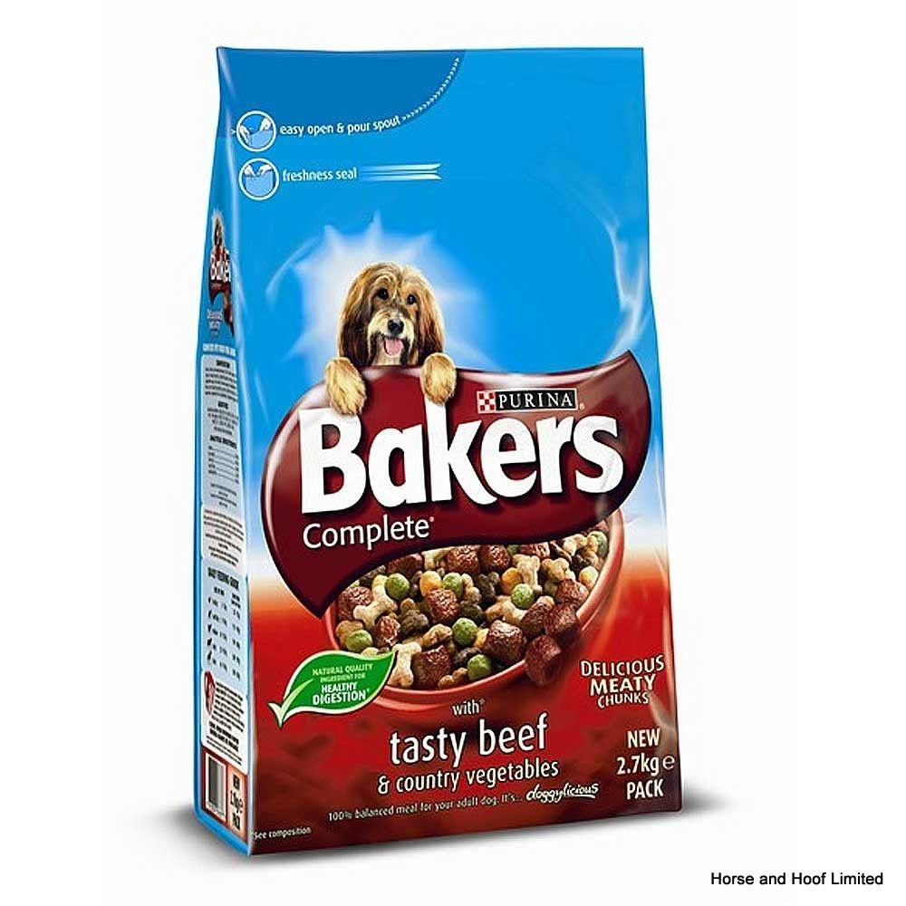 Bakers complete tasty beef flavour bakers complete tasty