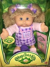 Play Along PA Cabbage Patch Kids Doll MIB Girl CHELSEA KATY