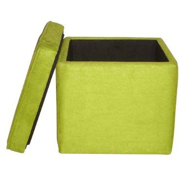 Terrific This Lime Green Storage Ottoman Is On Sale For 17 00 At Uwap Interior Chair Design Uwaporg
