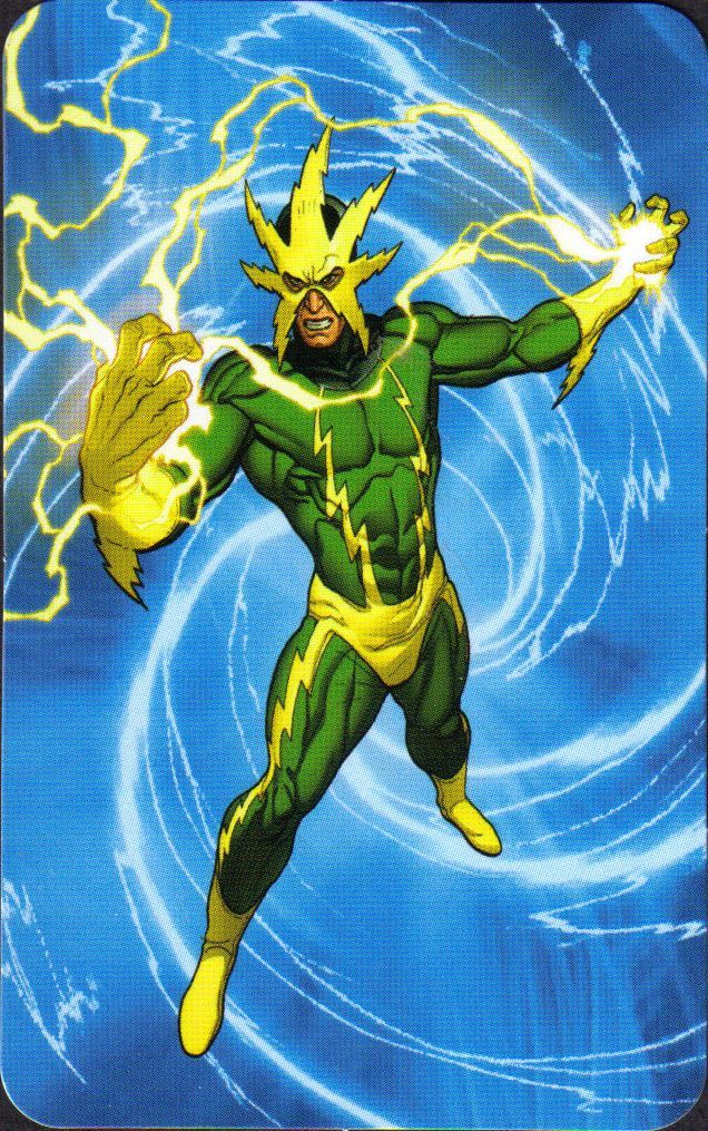 New Character Concept Electro Future Fight