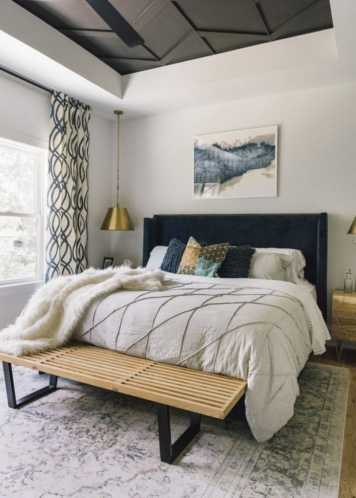 43 Modern Small Bedroom Ideas For Couples 43 Smallbedroom