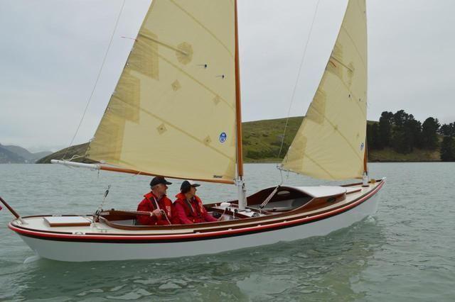 Sharpie schooner yacht | Best Boats | Wooden boat plans, Wooden boat building, Boat restoration