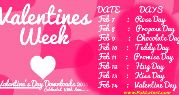 Happy Valentine Day 2015 SMS Wishes Free Download | Places to ...