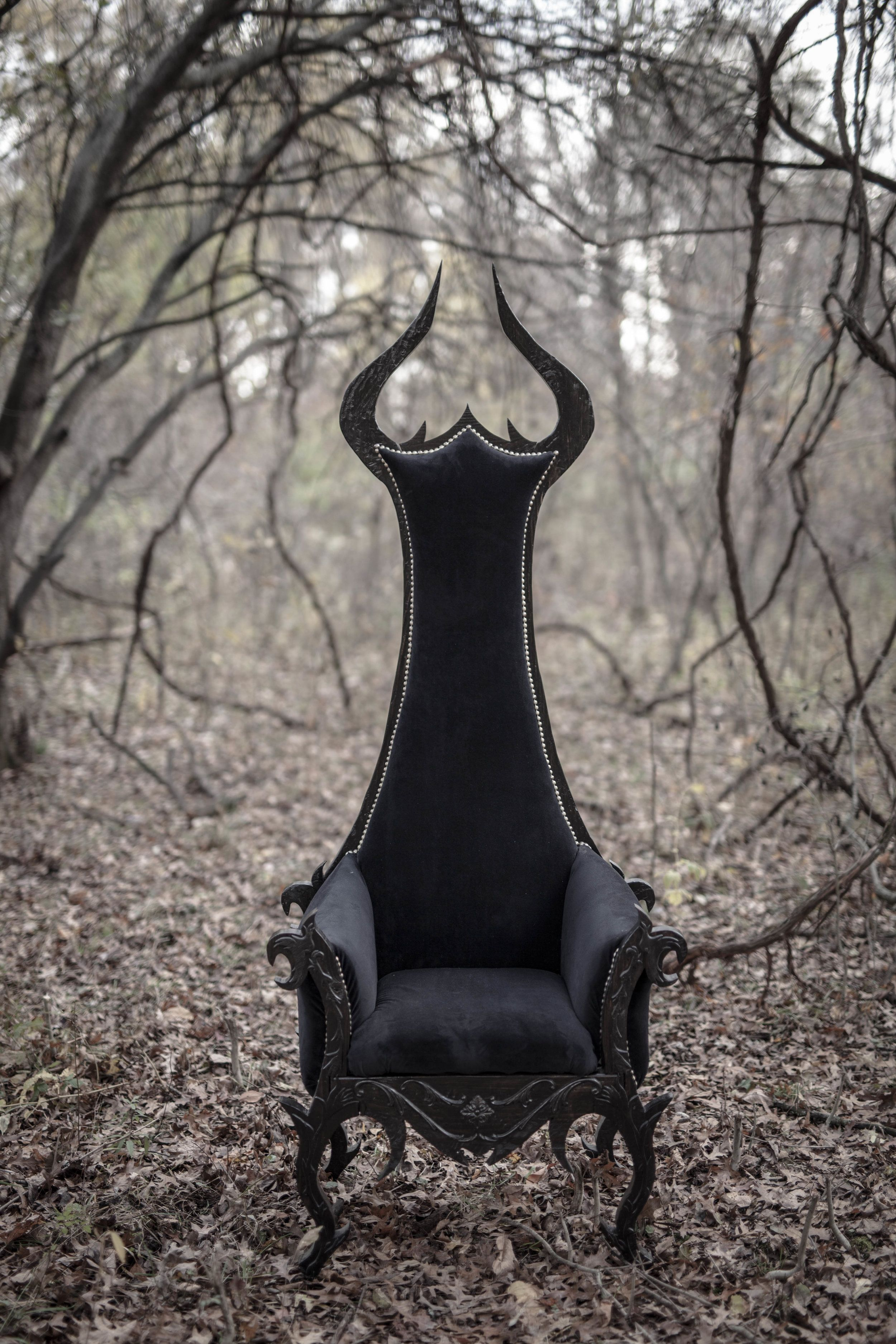 Photo of The Crowley — Hellsing Furniture