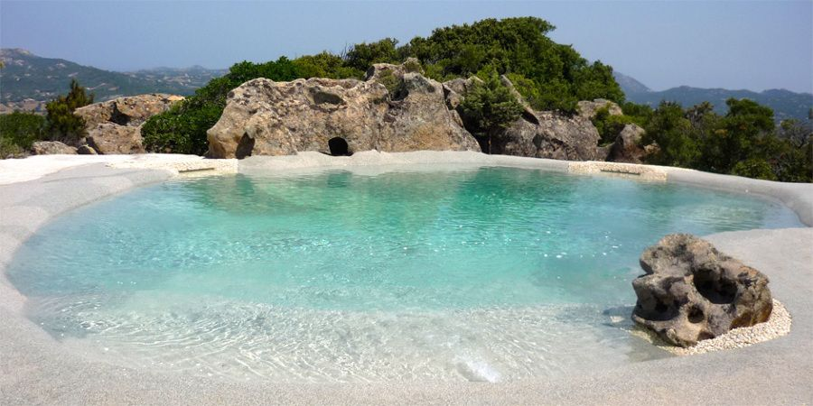 Piscinas de arena a la pisci pinterest piscinas - Piscina montichiari ...