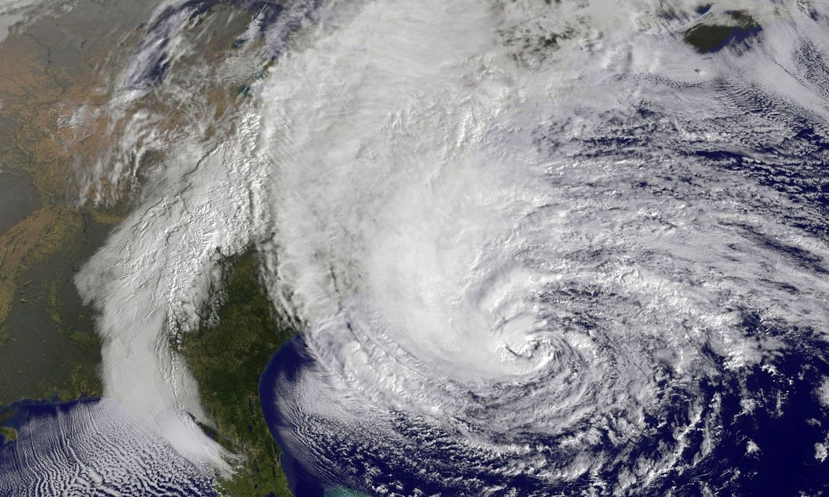 Arbitrary Focus On Hurricane Wind Speed Has Birthed A New Climate Myth Hurricane Sandy Hurricane Wind Speed Climate Change