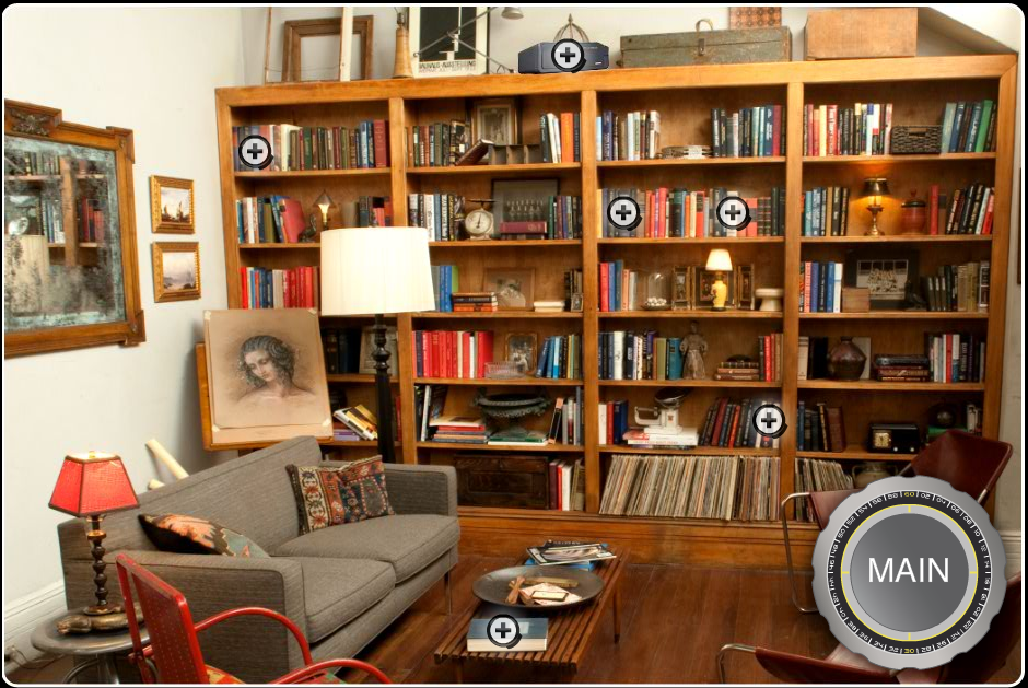 Bijou Kaleidoscope Neal Caffrey S Edgy Home White Collar Hollywood Homes Apartment Living
