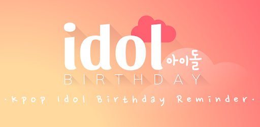 This App Has More Than 1500 Kpop Idols Birthdays And Over 250 Kpop Bands Debut Dates Follow Girls Boys And Bands Fr Birthday Reminder Korean Music Kpop Idol