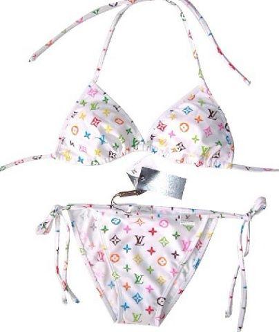 67a5ab2b17473 Bikini Swimsuit --  Louis Vuitton