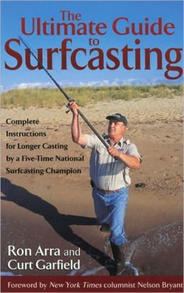 The Ultimate Guide To Surfcasting Garfield Fishing Guide Paperbacks