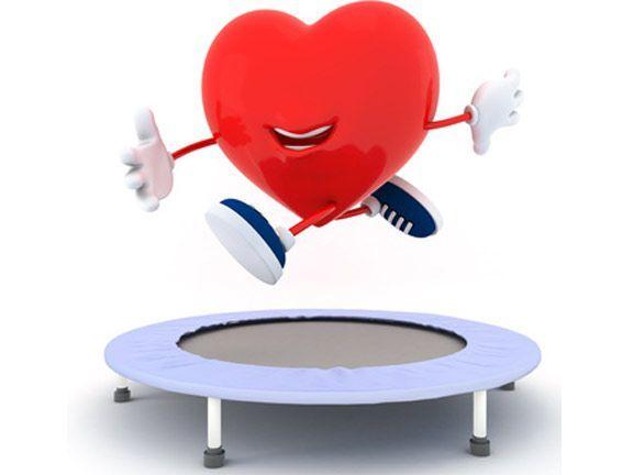 Abnehmen Mit Trampolin : rebounding abnehmen mit training auf einem trampo trampolin training jumping trampolin und ~ Watch28wear.com Haus und Dekorationen