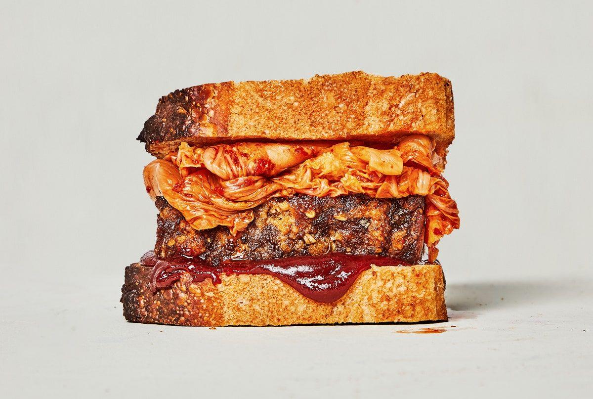 Bulgogi Meatloaf Sandwich | Bon Appétit | Recipe in 2020 ...