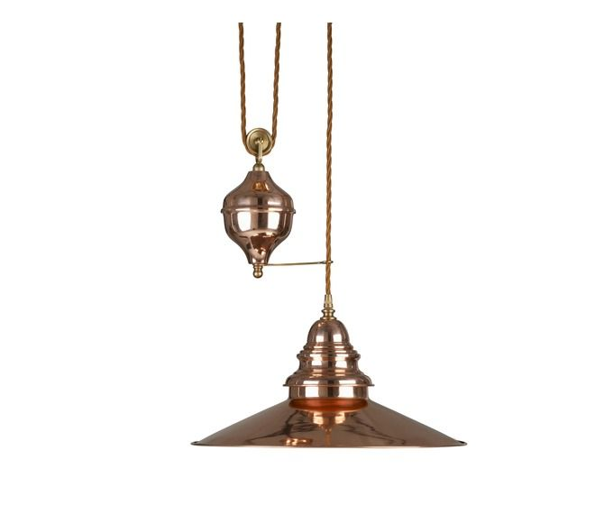 Lighting Pendant Rise And Fall