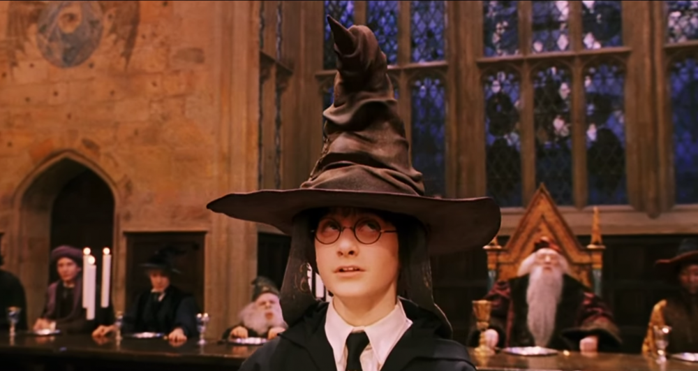 The Sorting Hat Identity Crisis Harry Potter Movies Harry Potter Theories Harry Potter Facts