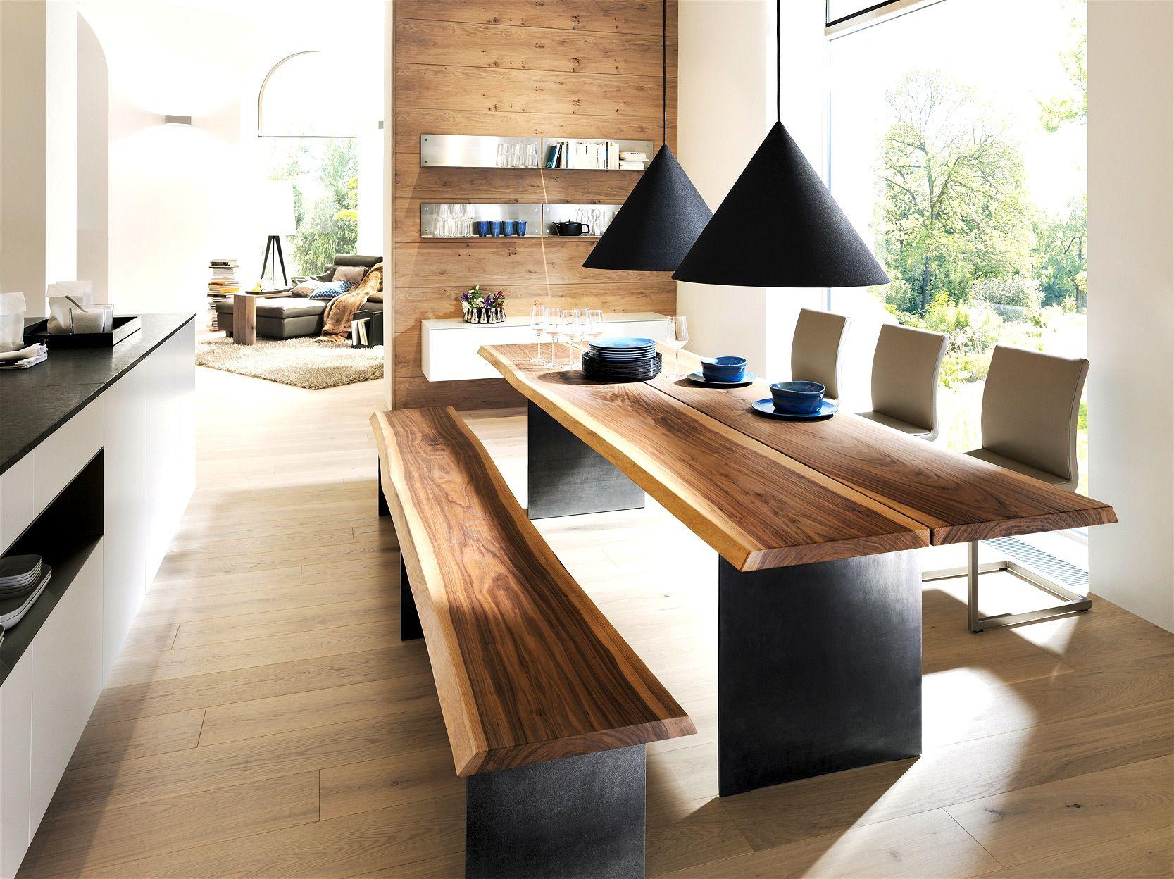 moderne wohnzimmer holz | svastara | Modern dining room ...