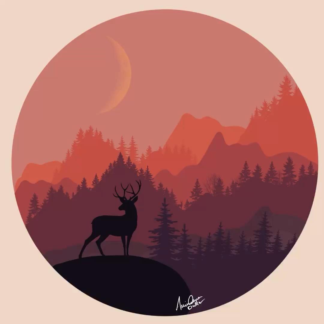 Golden Deer | iarindamofficial