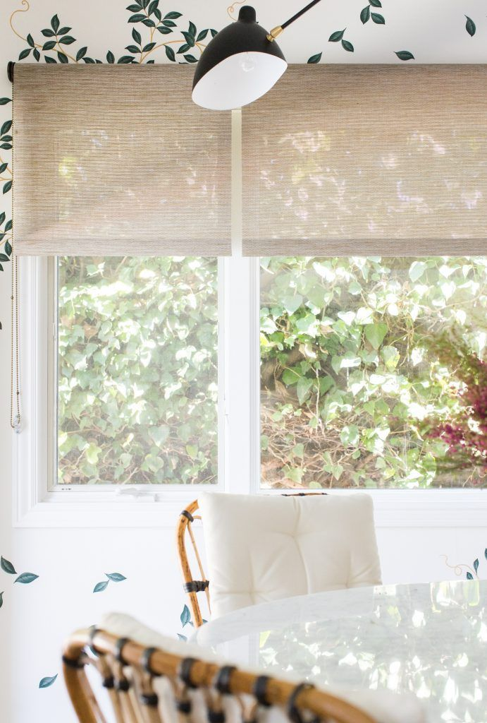 Superior 5 Things You Should Know Before Buying Natural Woven Shades | Interiors,  Sitting Rooms And Kitchen Dining