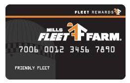 mills fleet farm credit card payment online credit shure - Fleet Credit Card