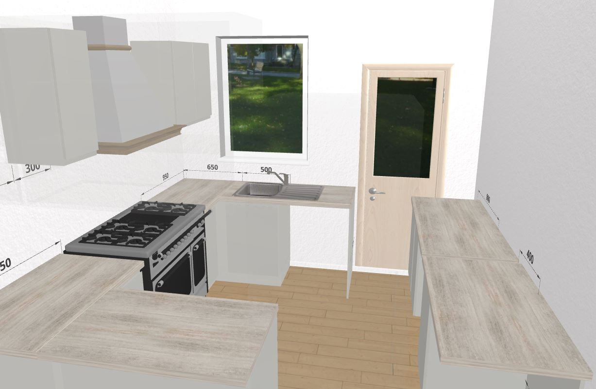 Start creating your Kitchen Design with the 9D Kitchen Planner by ...