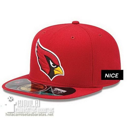 4a5c09c9b1081 Gorras Planas Baratas NFL Arizona Cardinals 01BT €13.9