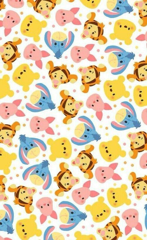 Winnie The Pooh Tigger And Eore Cute Disney Wallpaper Wallpaper Iphone Disney Disney Wallpaper