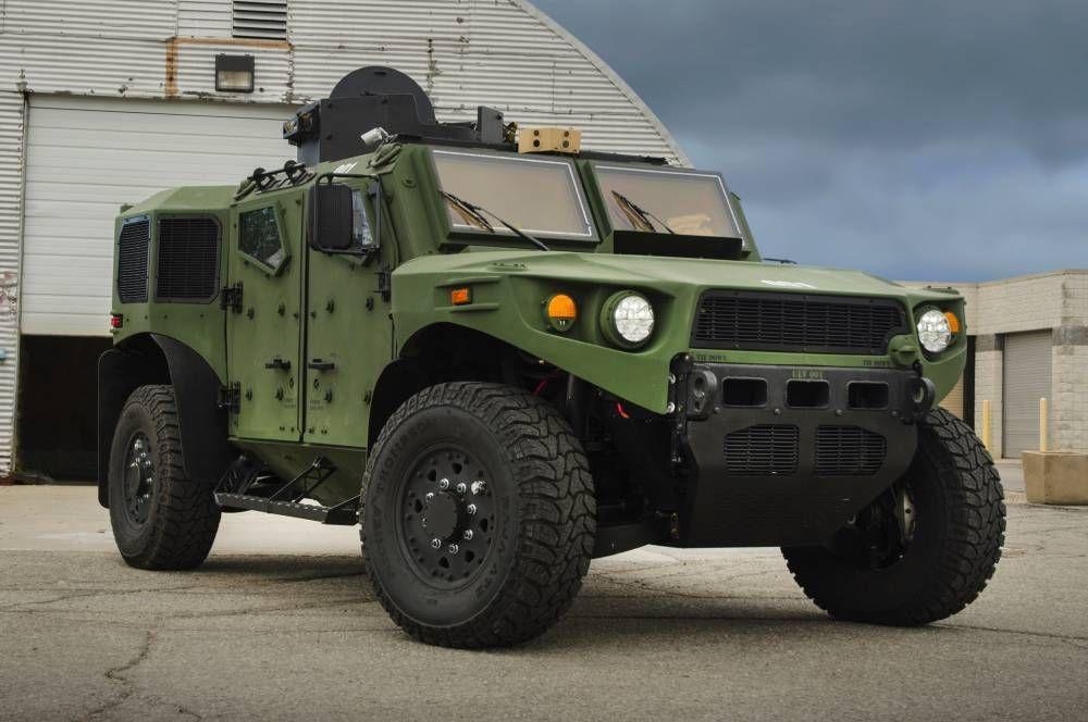 Le Pentagone veut un 4x4 furtif intraçable | Autos ...