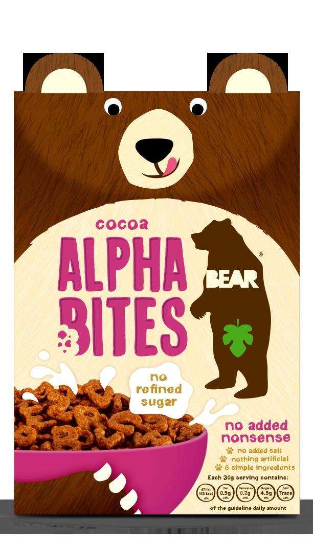Alphabites - Bear Nibbles