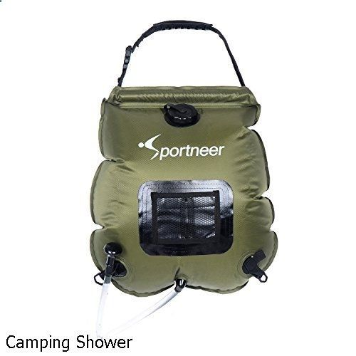 Camping Shower huge selection. Must take a look