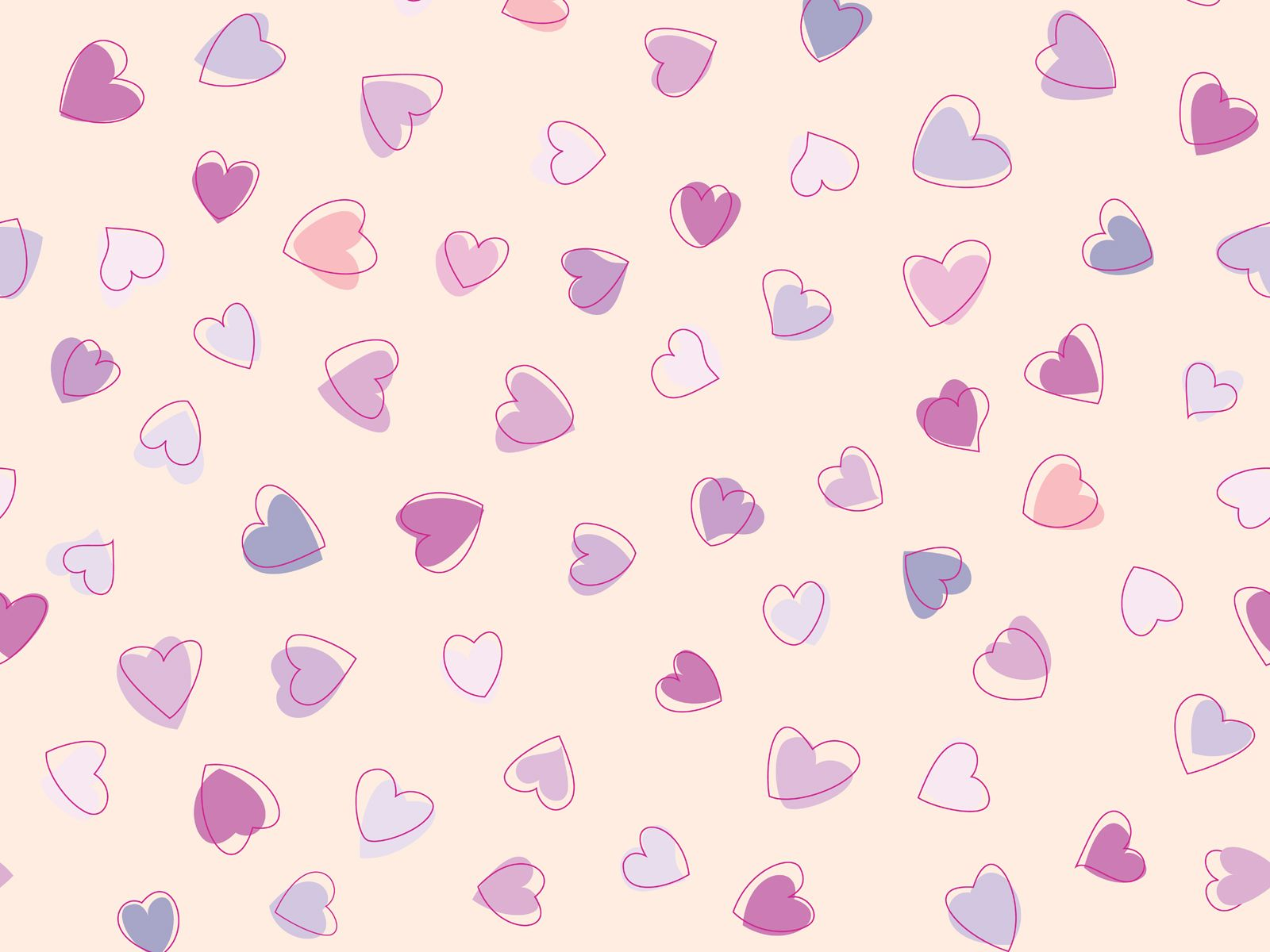 Love Heart Design Wallpaper : cute heart pattern wallpaper 41517 Wallpapers Pinterest Heart wallpaper, Wallpapers and Heart