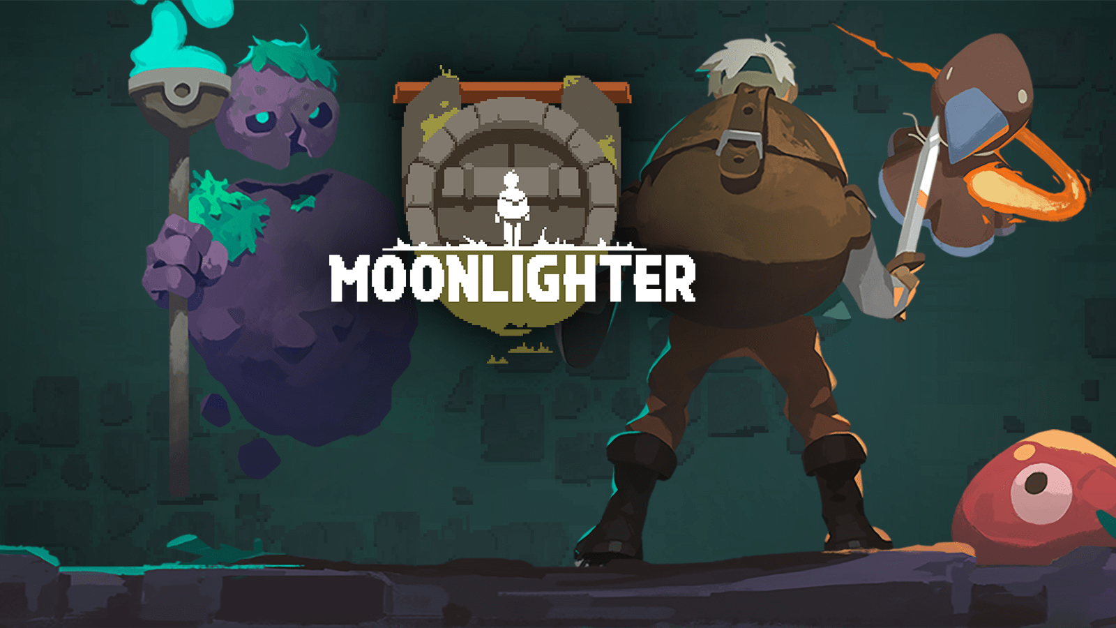 Análisis [Review] Moonlighter Un RPG con toques de Rogue