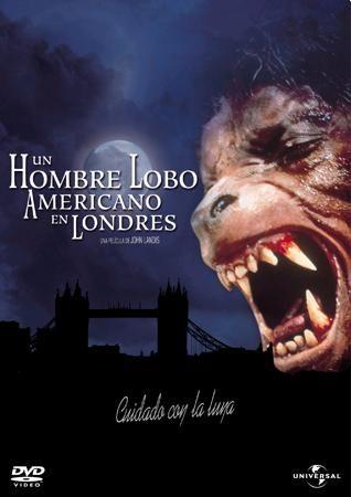 Un Hombre Lobo Americano En Paris 1998 Horror Movies Movie Posters Movies