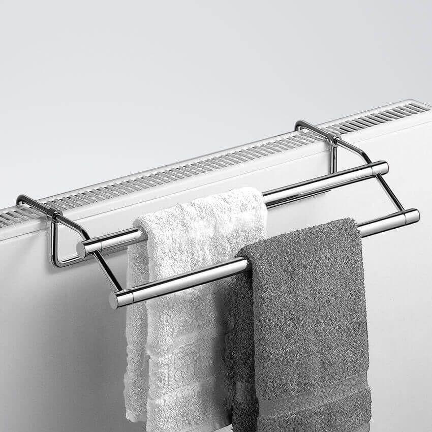 Ein Hochwertig Verabeiteter Handtuchhalter Von Der Deutschen