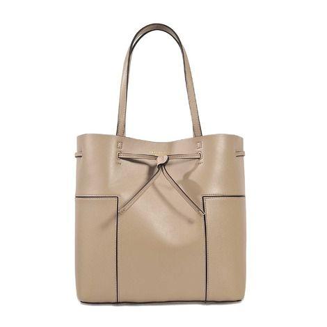 80e5272b071 TORY BURCH Block T Bucket Bag.  toryburch  bags  leather  bucket