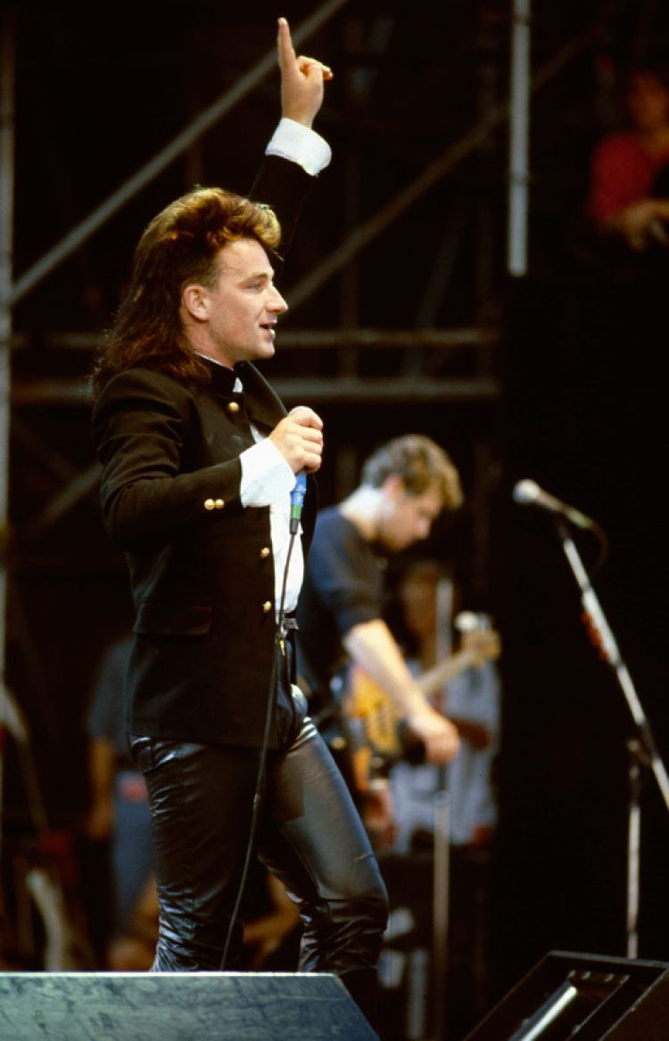 Image result for bono live