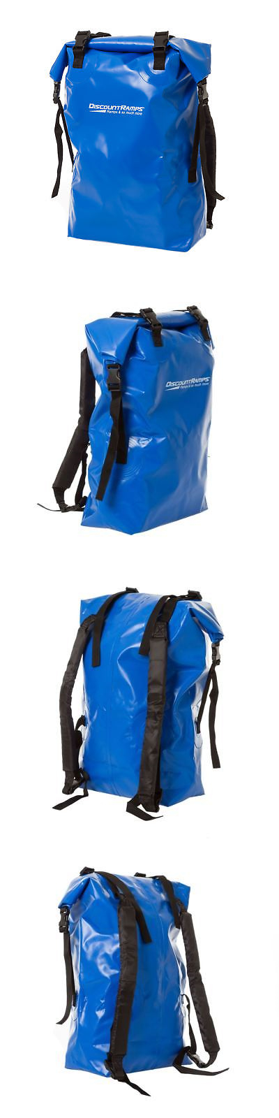 09585742d61 Accessories 87089  Blue 50 Liter Waterproof Dry Bag Backpack -  BUY IT NOW  ONLY